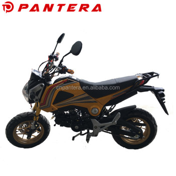 Chongqing Popular Road Bike Street Motos 125 125cc