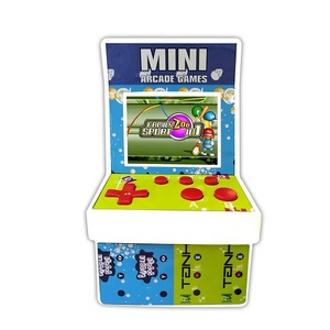 2019 best selling retro game console handheld CT882B