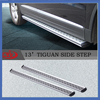 Car spare parts Aluminum Side Step/Running Board for V.W. TIGUAN 2013 from China shuppliers