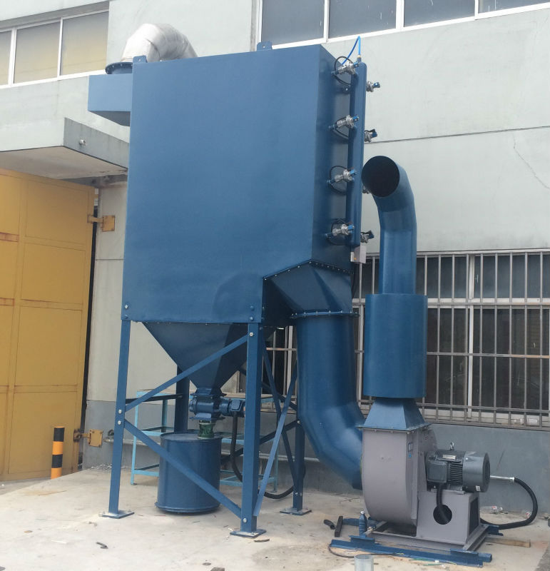 FORST Industrial Dust Collector Fan Blower
