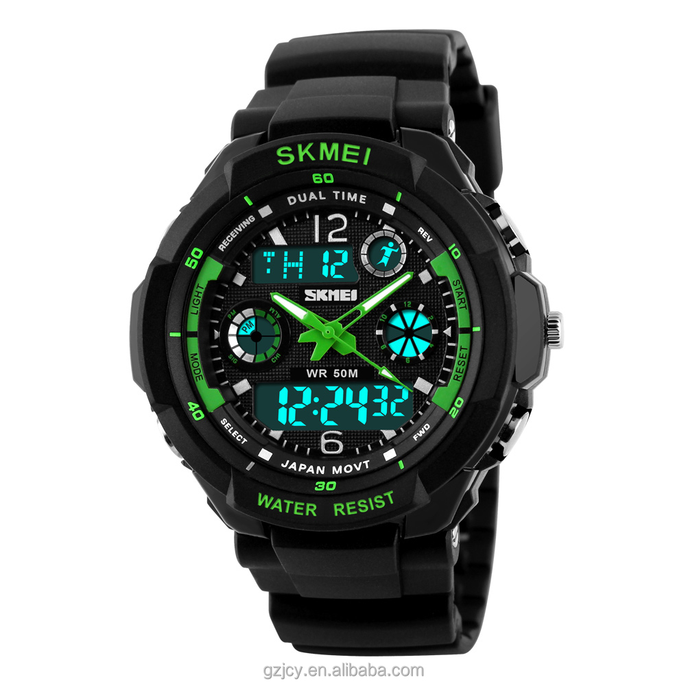 2017 skmei 0931 digital sport watch instructions analog digital led watch for men relojes 30m waterproof