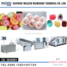 HARD CANDY PRODUCTION LINE LOLLIPOP MAKING MACHINE