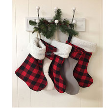 plaid christmas stocking plaid christmas stocking suppliers and manufacturers at alibabacom