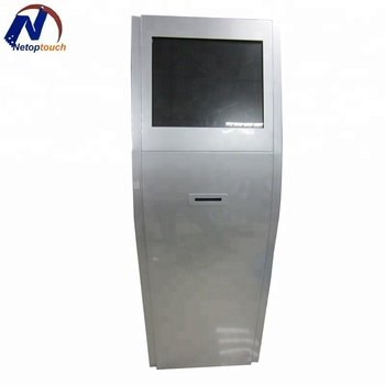 High Quality Touch Multimedia Displayer Kiosk