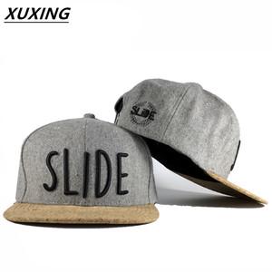 9bbcff0e65a Wholesale Custom Cork Snapback Hat Cap