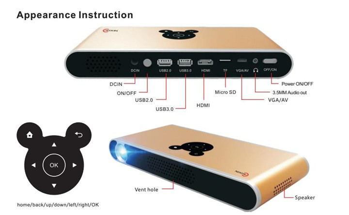 Kixin K1 Mini projector 01.jpg