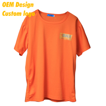 Customised Promotion Blank O Neck 100% cotton Long Sleeves men Tee
