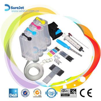 Zhuhai Inkjet Printer Ciss Kit For Canon Pixma Ip 2840