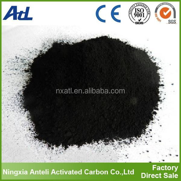 Wood Activated Carbon Powder Food grade for sugar and alcoho