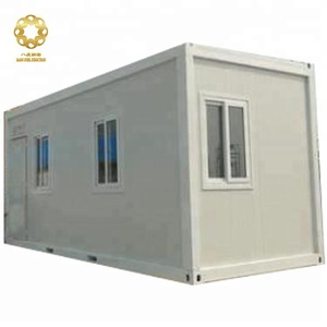 CE Certification Sustainability Container House Home Gold Supplier Container House in South Africa