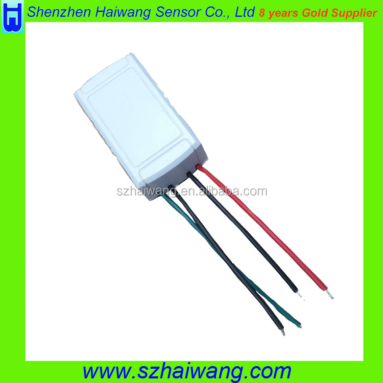 Wireless Detection Switch Radar Motion Switch with 110V 1500W