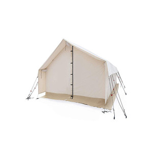 Yeler Escalate Canvas Wall Army Tent With Aluminum Frame for Elk Hunting,  Outfitter and Camping Waterproof