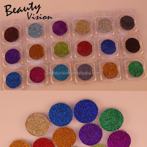 Your own label studio cosmetics individual single glitter eyeshadow 36mm