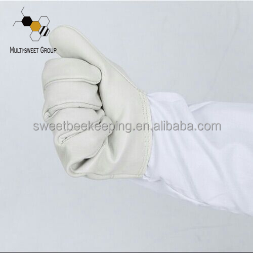 beekeeping equipment beekeeper glove made by goatskin