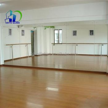 Cheap china large frameless gym and dance mirrors buy frameless gym and dance mirrors cheap - Espejos para gimnasios ...