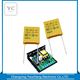 Anti-interference suppression film 334k polypropylene capacitor 0.33uf x2