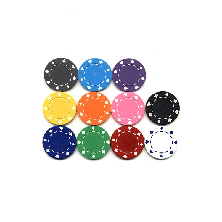 Personalizzato stampabile laser ABS poker chip NFC casino chip RFID