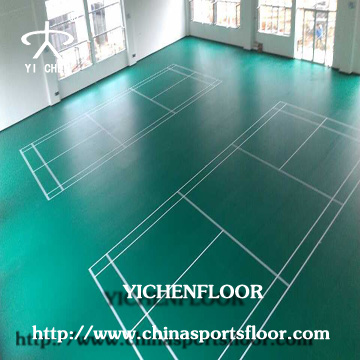 Plastic pvc fireproof floor covering