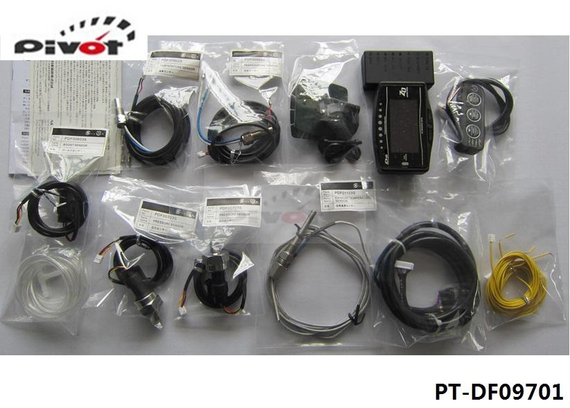 Сводные - DF ссылка заранее ZD дисплей 10 в 1 вольт / температура воды / масло pressrpm / скорость / egt метр т . д . PT-DF09701