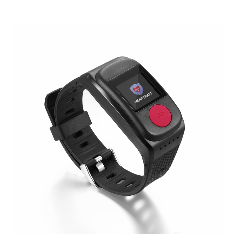 gps watch pedometer SOS mobile watch phone heart rate monitoring smart gps tracker watch