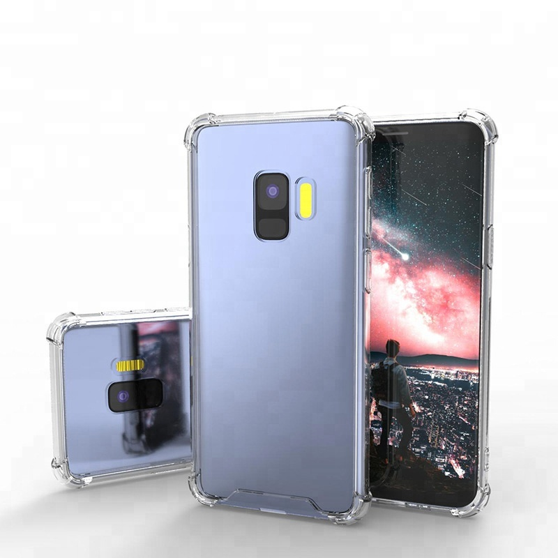 Trade Assurance Factory Shockproof Clear Acrylic Phone Case For Huawei P20 Lite Back Case,For Huawei P20 Lite <strong>Cover</strong>