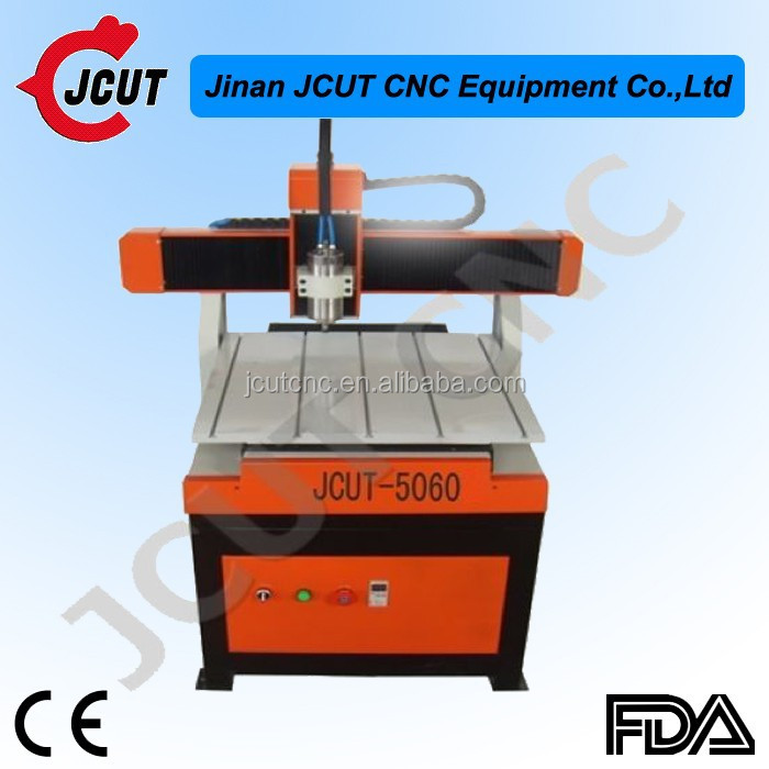 Hot sale high speed wood MDF board engraving carving cutting cnc 6040 router JCUT-5060B