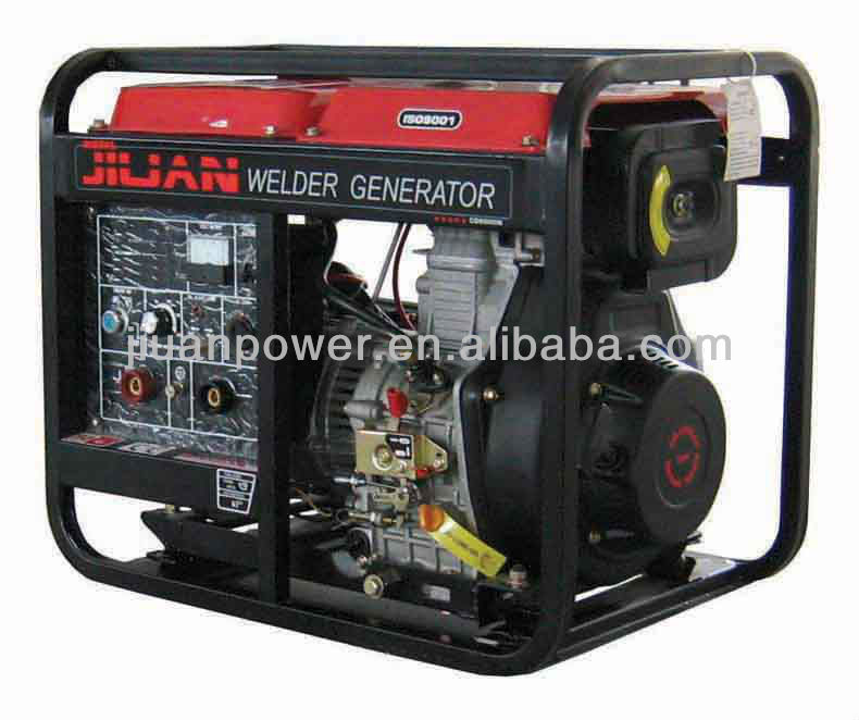 EPA certificate !!! 6kva aircooled diesel generator with open type