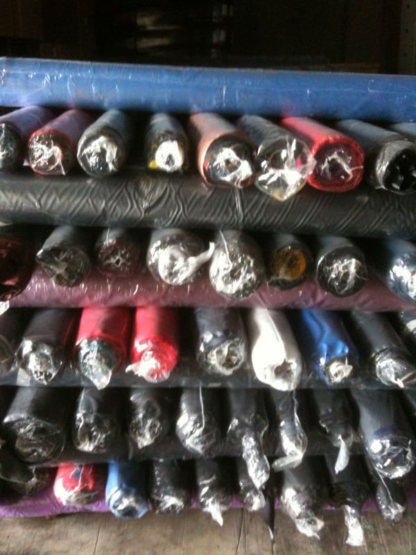 Pvc Coated Fabrics,Stock Lots,C Grade