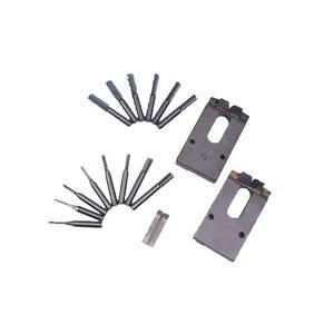 Carbide gold finger Edge-Beleling cutter/ Pneumatic Edge-Beveling cutter