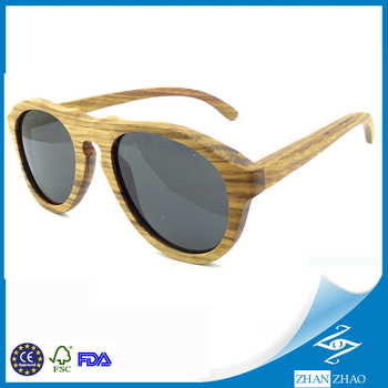 Top Grade Hot Sell Bamboo And Wood Sunglasses