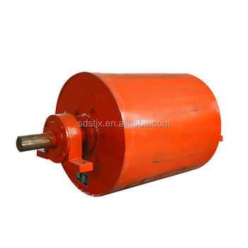Permanent Conveyor Belt Magnetic Pulley/Magnetic roller