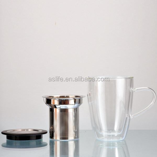 ast4310 haute qualit boule th tasse avec filtre et. Black Bedroom Furniture Sets. Home Design Ideas