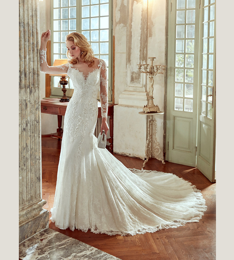 Robe De Mariage Italien Designer Promotion-Achetez Des