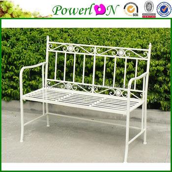 Antique Design Wrought Iron Garden Sofa