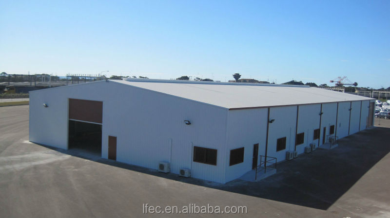 Good Quality Prefab Workshop Buildings for Industrial Storage