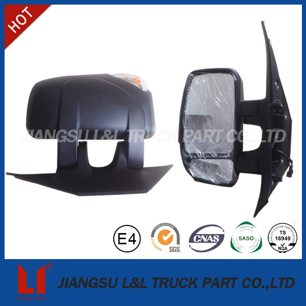 Promotional top quality custom car side mirrors for renault master
