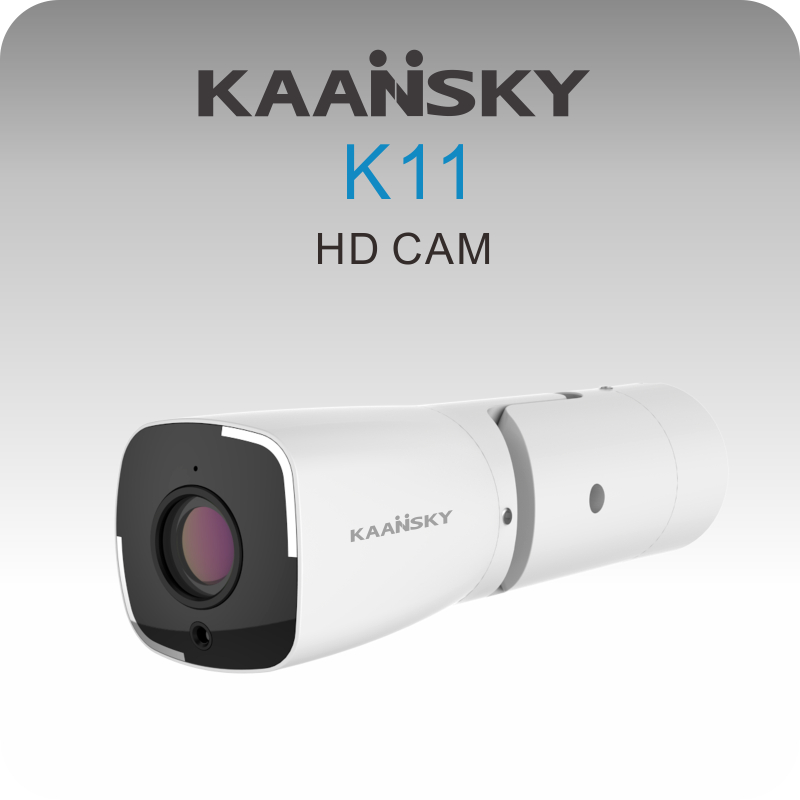 Night vision 2.0 Megapixel full HD cctv camera 24 hours full color real time