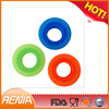 RENJIA factory large ring silicone rubber seal ring factory silicone sealer