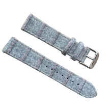 Watch Strap for Men Fabric Material Wrist Band Watch Band