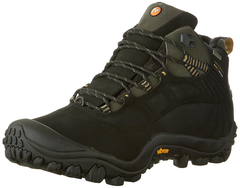 eca4006d9dc Get Quotations · Merrell Men's Chameleon Thermo 6 Waterproof Winter Boot