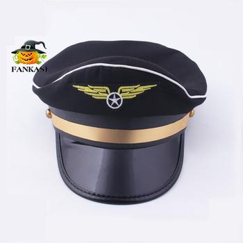 Wholesale Airline Pilot Hats For Party - Buy Airline Pilot Hats 8e63c8a21ee