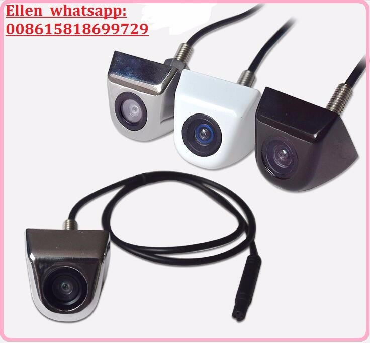 Universal mini Korea style waterproof rearview camera