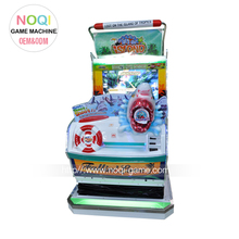 42 inch <span class=keywords><strong>LCD</strong></span> 2 Spelers Shark muntautomaat laat gaan eiland shooting game machine