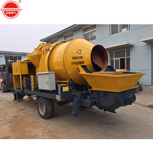 5500 kg concrete mixer pump pully truck 5m3 for sale