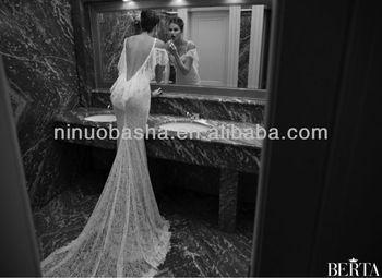 Sexy mermaid wedding dresses bridal 2014 spaghetti straps backless sexy mermaid wedding dresses bridal 2014 spaghetti straps backless lace bridal gowns nb0151 junglespirit Gallery