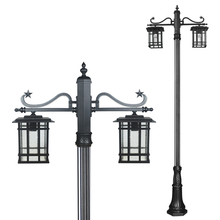 Best selling outdoor electric lamp garden light