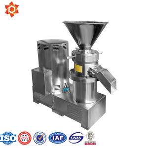 New technology CE approve China professional almond grinder,nut paste grinding machine