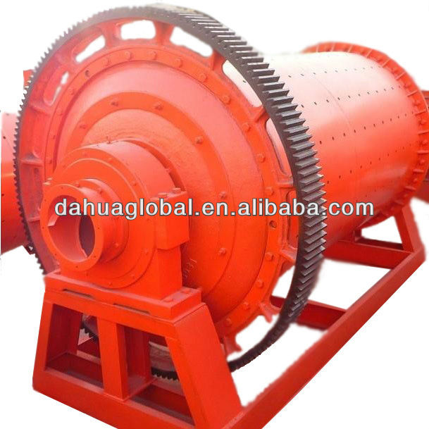 Perfect Performance Grate Ball Mill For Ore Benefication Or Cement Grinding