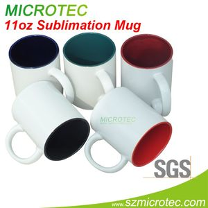 Sublimation Mug,Sublimation Inner Color Mug