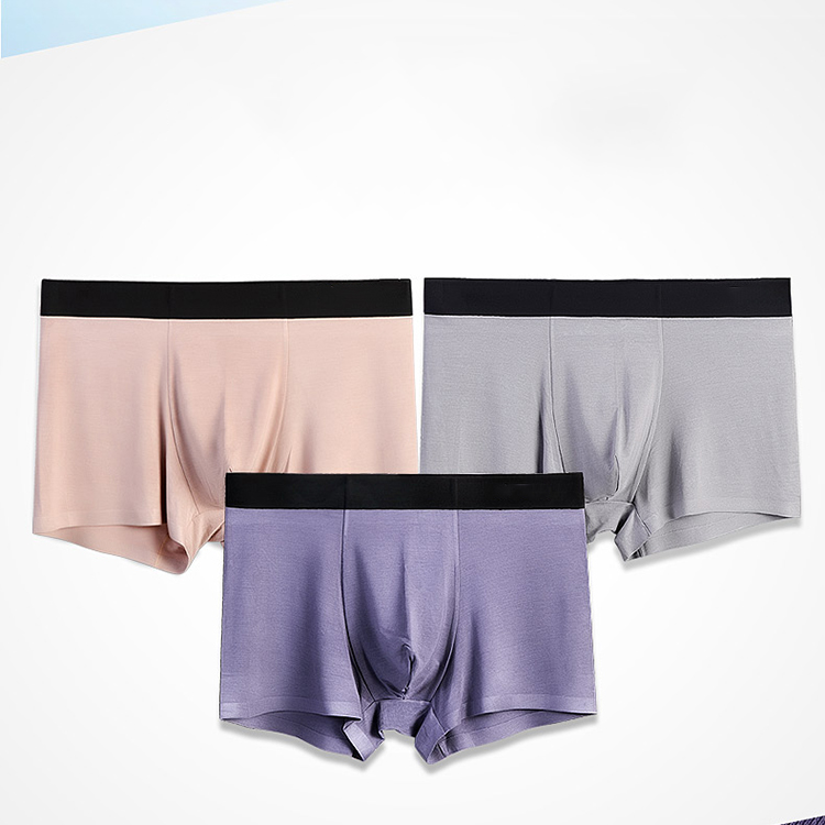 China factory wholesale in stock breathable comfortable seamless brief underwear for men фото